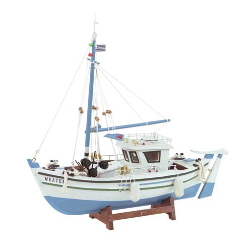 Grecian Fishing Boat