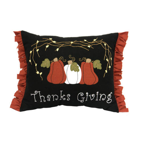 THANKS GIVING CUSHION