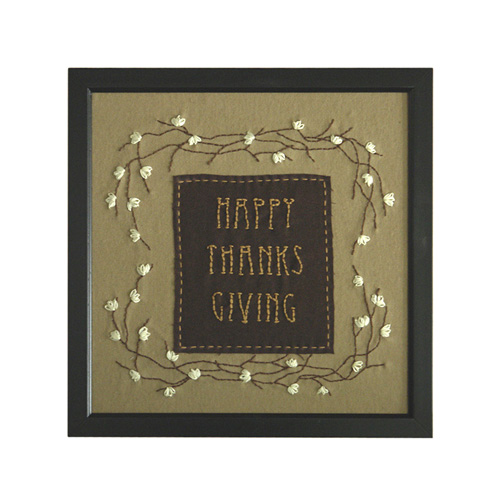HAPPY THANKS GIVING FRAME