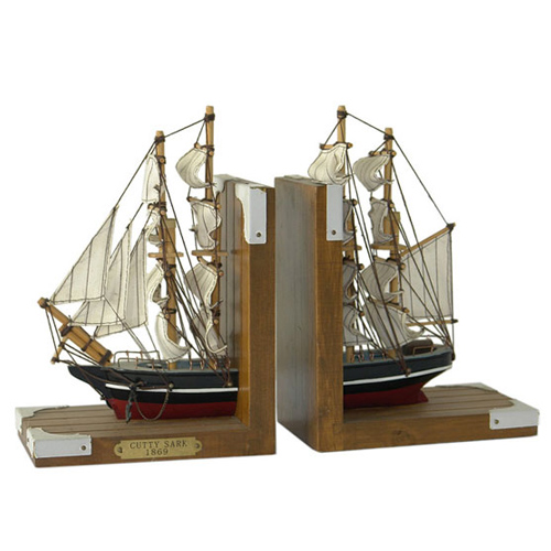 Nautical Bookend - Cutty Sark