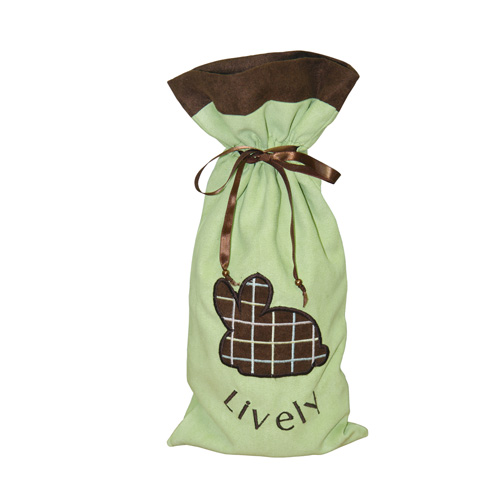 RABBIT WINE BAG