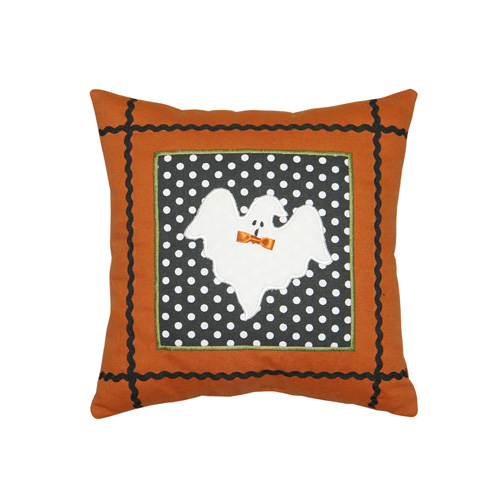 GHOST SQUARE CUSHION