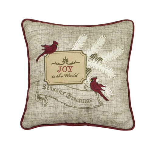 Shimmer Joy Pillow